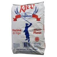 Rico El Capitan Wheat Flour (50 lb.)