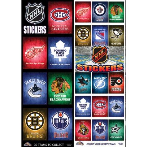 NHL Vending Stickers Series #3 (300 ct.)