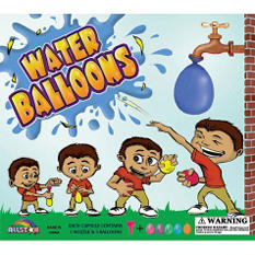 """Water Balloons 2"""" Capsules (250 ct. )"""