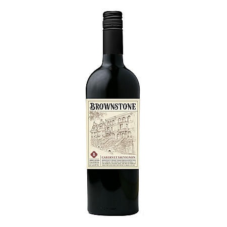 Brownstone Winery Cabernet Sauvignon (750 ml)