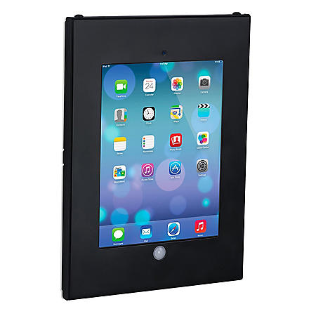 Mount-It! MI-3772B Secure iPad Wall Mount Enclosure