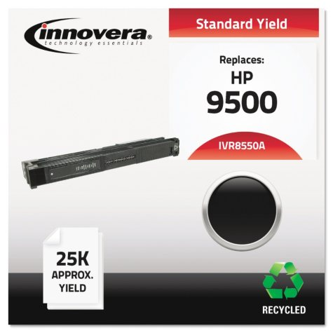 Innovera® Remanufactured C8550A (822A) Toner, Black