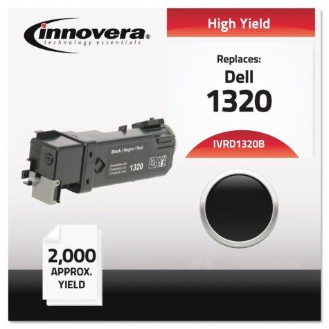 Innovera® Remanufactured 310-9058 (1320) High-Yield Toner, Black