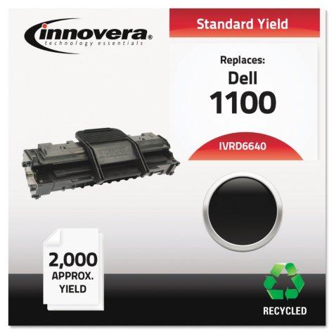 Innovera® Remanufactured 310-6640 (1100) Toner, Black