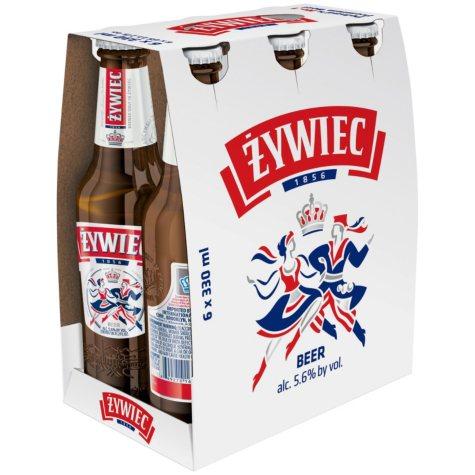 Zywiec Beer (11.2 oz. bottles, 6 pk.)