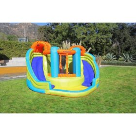 Sportspower Double Slide and Bounce