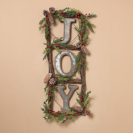 Natural Twig Door Wreaths (Set of 2)