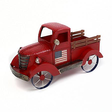 "19.2""L Metal Americana Truck"