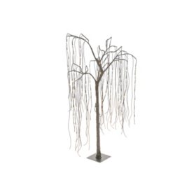 """60"""" Electric Willow Tree (Brown)"""