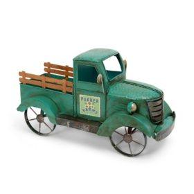 """18.9""""L Metal Garden Truck"""