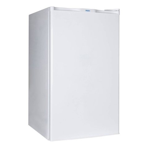 Haier 4.5 cu. ft. Refrigerator/Freezer - White - HNSE045