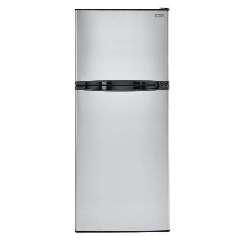 Haier 11.5 cu. ft. Refrigerator, Stainless Steel