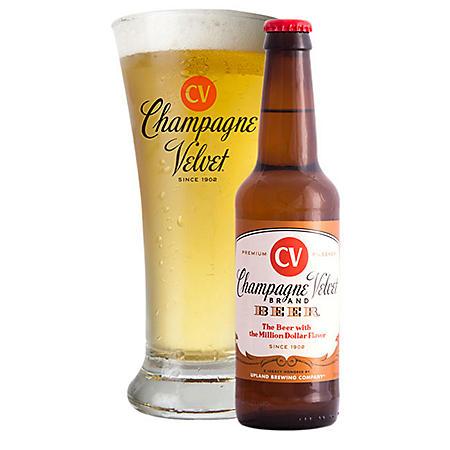 Upland Brewing Champagne Velvet Pilsner (12 fl. oz bottle, 6 pk.)