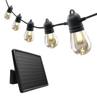 15 LED Solar String Lights