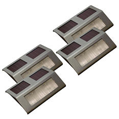 Sunforce Solar Dock Light 4 Pack