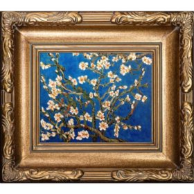 Vincent Van Gogh Branches of an Almond Tree in Blossom Hand Painted Oil Reproduction