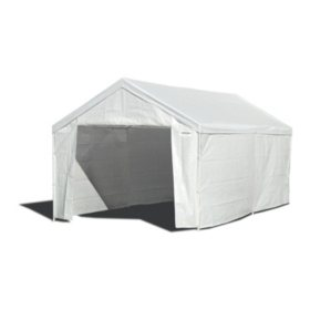 Carport Sidewall Kit - 10' x 20'