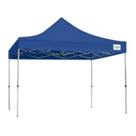 Aluma Deluxe Canopy Kit - Blue - 10' x 10' by Caravan Canopy Sports