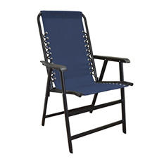 Caravan Sports Suspension Chair - Blue