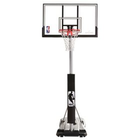 "52"" Acrylic Hercules Pro Glide Advanced Portable Hoop System"