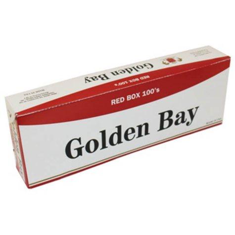 Golden Bay Red 100s  1 Carton