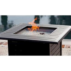 Donato Extruded Aluminum Bistro Fire Pit
