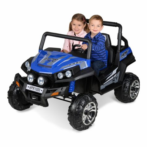 Hyper HPR-1000 12 Volt Ride-On Toy (Blue/Green)