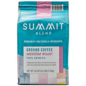 Montana Ridge Medium Roast Ground Coffee, Summit Blend (40 oz.)