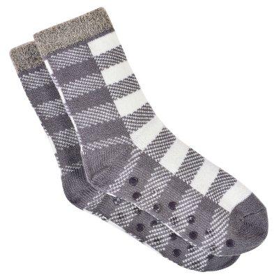 Charles Albert Double-Lined Slipper Socks