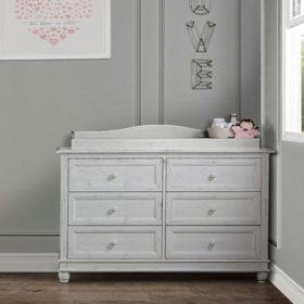 Evolur Changing Tray for Double Dresser (Choose Your Color)