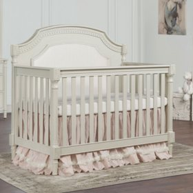 Evolur Julienne 5-in-1 Convertible Crib (Choose Your Color)