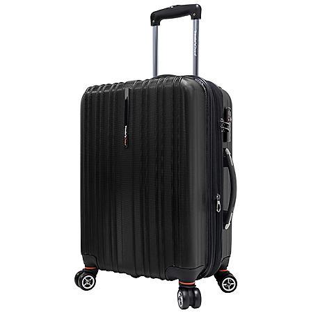 "Traveler's Choice 21"" Tasmania Spinner Luggage"
