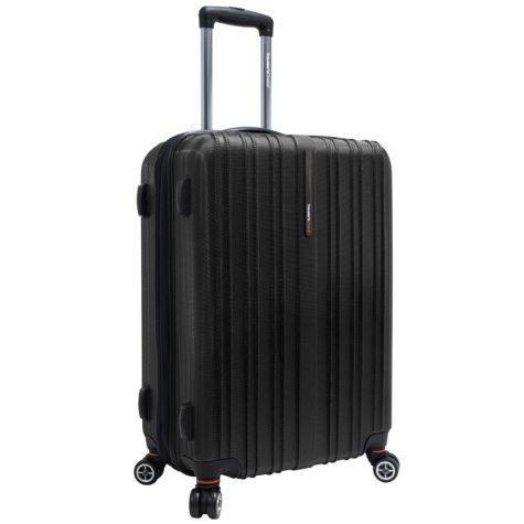 "Traveler's Choice 25"" Tasmania Spinner Luggage"