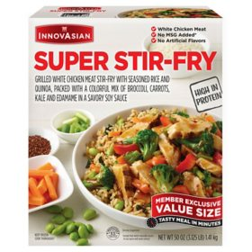 InnovAsian Super Stir-Fry, Frozen (50 oz.)