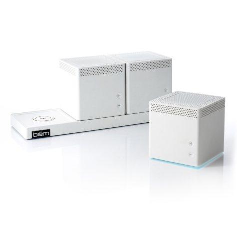 Bem Wireless Speaker Trio - Black or White