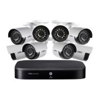 Deals on Lorex 8 Channel 1080P Surveillance System w/1TB Drive, 8 Cam