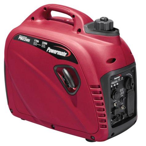 Powermate 2200 Watt Inverter Generator, 50 State/CSA