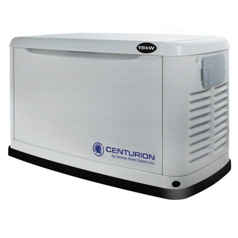 Centurion Series by Generac 15,000W Automatic Standby Generator