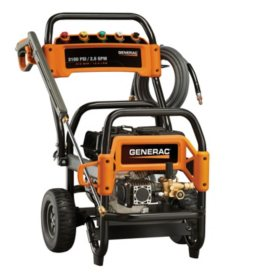 Generac 3100 PSI Commercial Power Washer