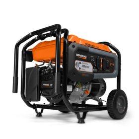 Generac GP6500 6,500W/8,125W Generator + CO-Sense