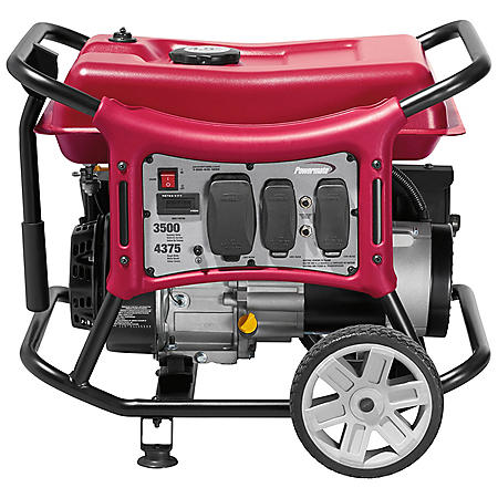 Powermate CX Series 3500W Portable Generator