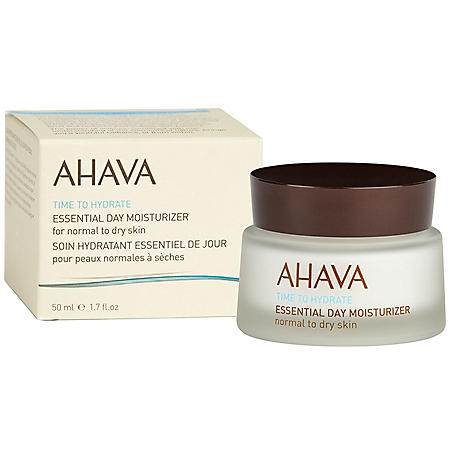 Ahava Essential Day Moisturizer For Normal To Dry Skin (1.7 oz.)