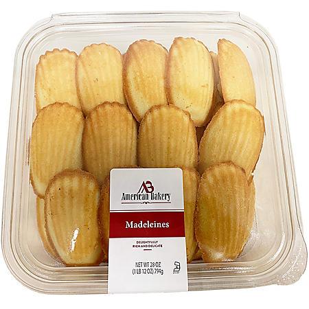 American Bakery Madeleines (28 oz.)