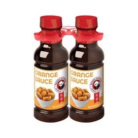 Panda Express Orange Sauce (20.75 oz., 2 pk.)