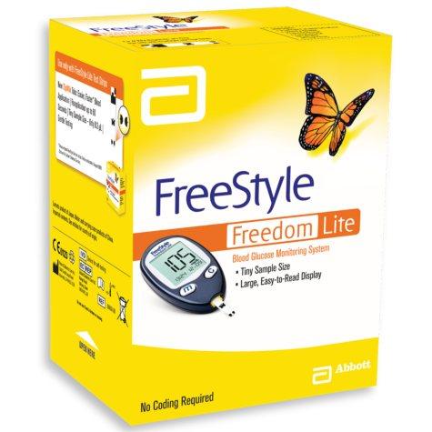 FreeStyle Freedom Lite Glucose Monitoring System