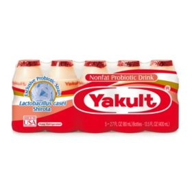 Yakult Nonfat Probiotic Drink (20 ct.)