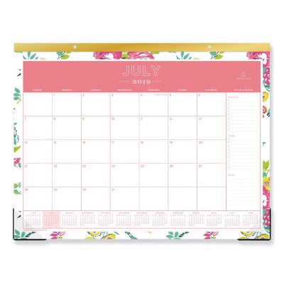 photo about Daydesigner named Blue Sky Working day Designer Educational 12 months Table Pad, 22\