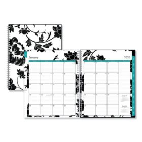 """Blue Sky Barcelona CYO Weekly/Monthly Planner, 11"""" x 8 1/2"""", 2020"""