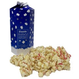 Snowy White Chocolate Popcorn (8 oz.)
