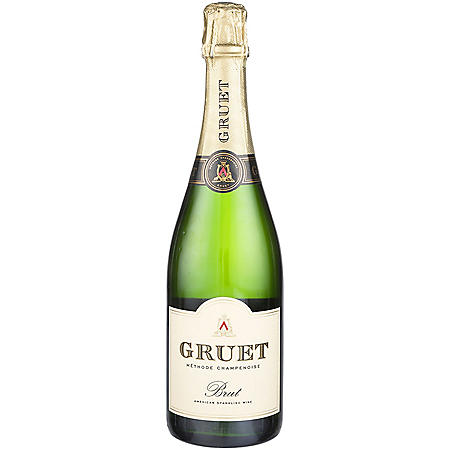 Gruet Winery Brut Methode Champenoise Sparkling Wine (750 ml)
